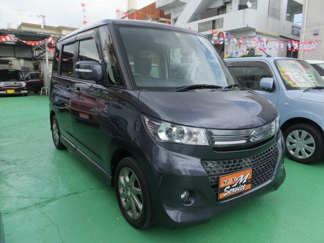 沖縄県の中古車ならパレットSW リミテッドII シートヒーター ナビ・TV・DVD CVT