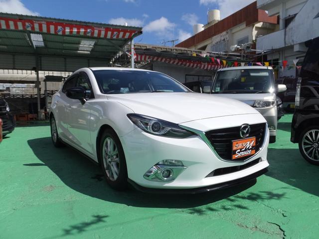 沖縄県の中古車ならアクセラハイブリッド ハイブリッド-S ヘッドアップディスプレイ RVM AFS