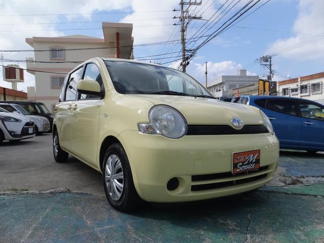沖縄県の中古車ならシエンタ 福祉車両 スローパー 助手席回転シート 片側電動スライド