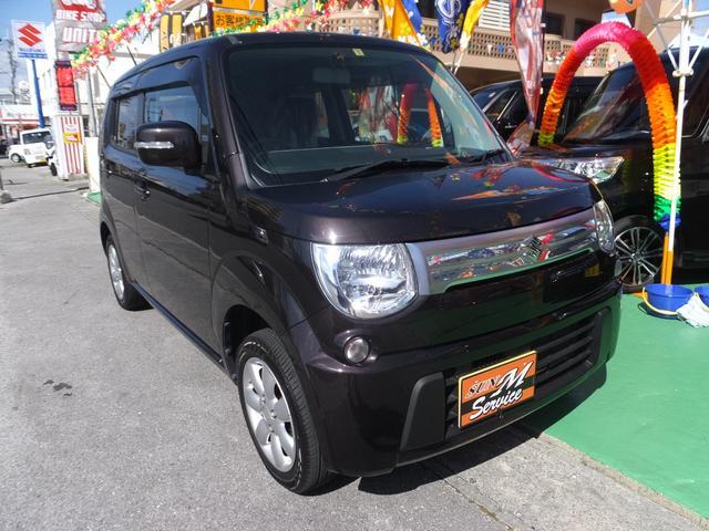 沖縄県の中古車ならMRワゴン 10thアニバーサリー リミテッド HID バックカメラ