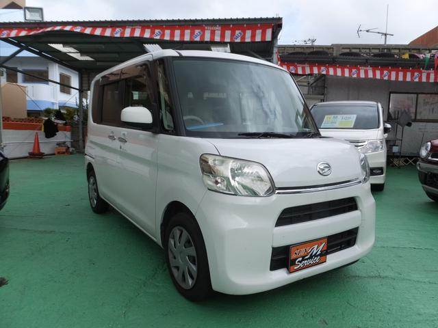 沖縄県の中古車ならタント スローパー L リヤシート付き仕様 ウインチ 電動固定装置