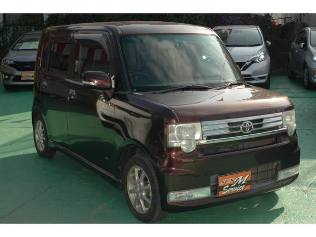 沖縄の中古車 トヨタ ピクシススペース 車両価格 63万円 リ済込 2013(平成25)年 7.8万km ブラウン