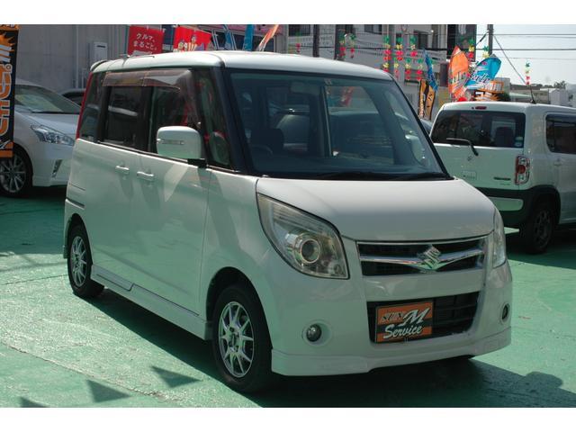 沖縄県の中古車ならパレット XS 現状販売 プッシュスタート 4速AT 社外アルミ