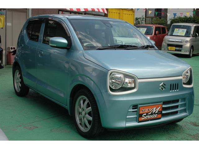 沖縄県の中古車ならアルト Xレーダーブレーキ エネチャージ シートヒーター 純正アルミ