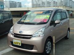 沖縄の中古車 スバル ステラ 車両価格 55万円 リ済別 平成24年 6.0万K ピンクM