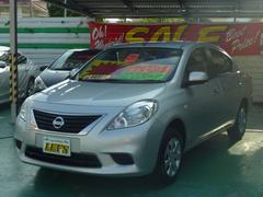 沖縄の中古車 日産 ラティオ 車両価格 65万円 リ済別 平成25年 7.7万K ブリリアントシルバーM