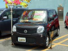沖縄の中古車 日産 モコ 車両価格 63万円 リ済別 平成25年 6.8万K アーバンブラウンPM