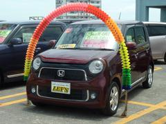 沖縄の中古車 ホンダ N−ONE 車両価格 86万円 リ済別 平成25年 7.7万K レッドM