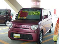 沖縄の中古車 スズキ MRワゴン 車両価格 63万円 リ済別 平成23年 7.3万K ピンクM