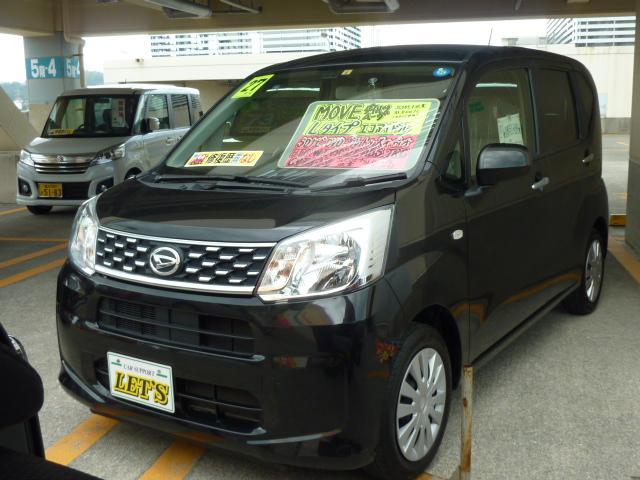 沖縄県の中古車ならムーヴ Lエコアイドル