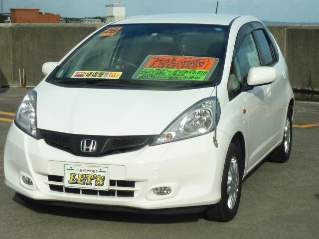 沖縄県の中古車ならフィット 13G