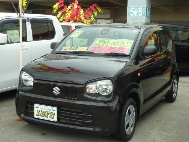 沖縄県宜野湾市の中古車ならアルト Lレーダーブレーキサポート
