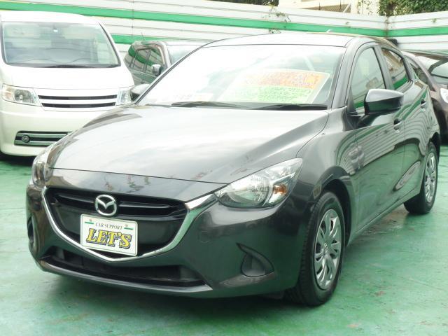 沖縄県の中古車ならデミオ XDスマートシティブレーキサポート