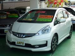 沖縄県の中古車ならフィットハイブリッド RS ファインスタイル
