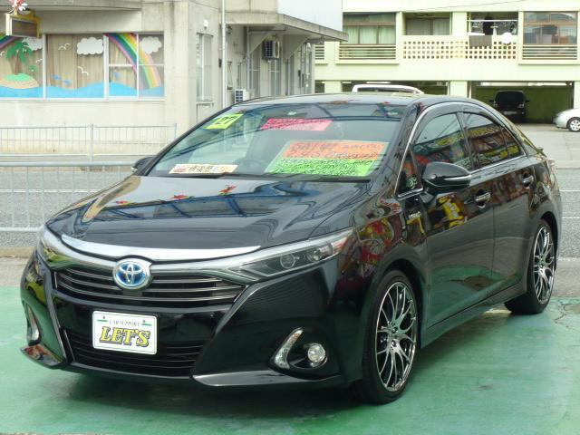 沖縄県宜野湾市の中古車ならSAI S Cパッケージ