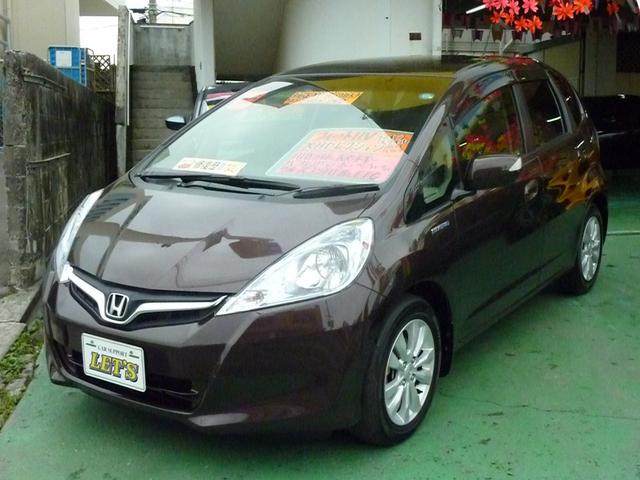 沖縄県の中古車ならフィットハイブリッド XHセレクション ファインスタイル特別仕様車