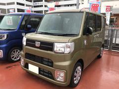 沖縄の中古車 ダイハツ ウェイク 車両価格 133万円 リ済別 平成29年 6K オフビートカーキM