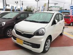 沖縄の中古車 ダイハツ ミライース 車両価格 94万円 リ済別 平成29年 0.5万K パールホワイト3