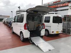 沖縄の中古車 ダイハツ タント 車両価格 128万円 リ済別 平成27年 0.6万K ホワイト
