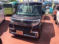 沖縄の中古車 ダイハツ タント 車両価格 169万円 リ済別 平成28年 0.3万K ブラウン