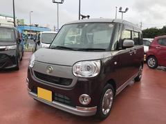 沖縄の中古車 ダイハツ ムーヴキャンバス 車両価格 160万円 リ済別 平成29年 0.4万K S42 X R59