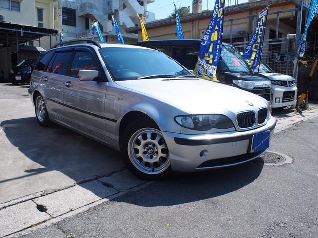 BMW 3シリーズ 318iツーリングサンルーフETC (検32.3)