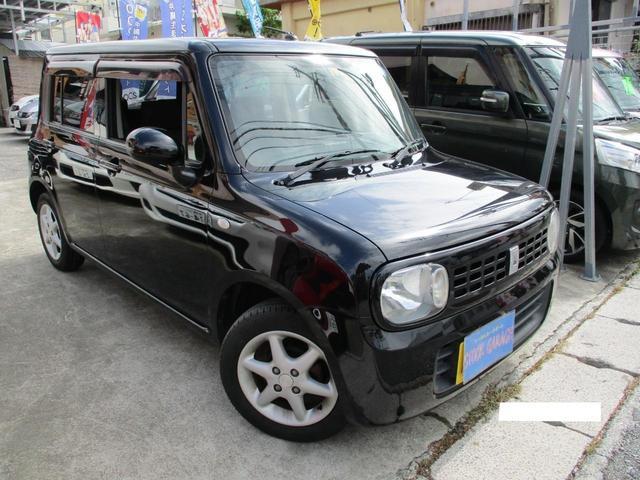 沖縄県の中古車ならアルトラパン GプッシュスタートスマートキーCDコンポETC