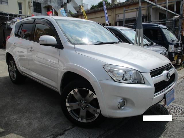 「トヨタ」「RAV4」「SUV・クロカン」「沖縄県」「STOCK GARAGE (ストックガレージ)」の中古車