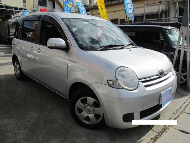 沖縄県の中古車ならシエンタ Xリミテッド電動スライドドアETCキーレス
