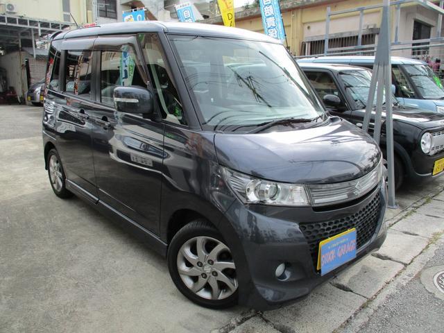 沖縄県の中古車ならパレットSW リミテッドII両側電動スライドドアBカメラプッシュスタート