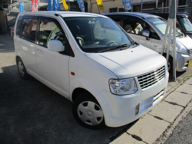 「三菱」「eKワゴン」「コンパクトカー」「沖縄県」「STOCK GARAGE (ストックガレージ)」の中古車