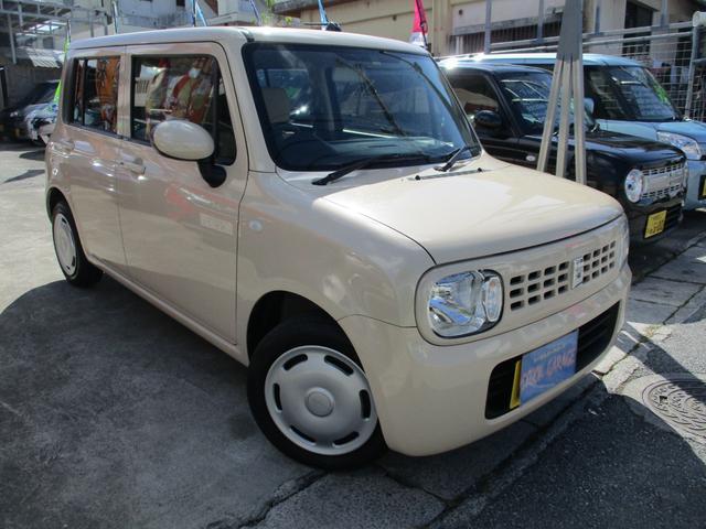 沖縄県宜野湾市の中古車ならアルトラパン XLアイドリングストップオートエアコンプッシュスタート