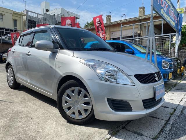 沖縄県宜野湾市の中古車ならスイフト XS プッシュスタート・スマートキー・ナビCDワンセグ・ETC