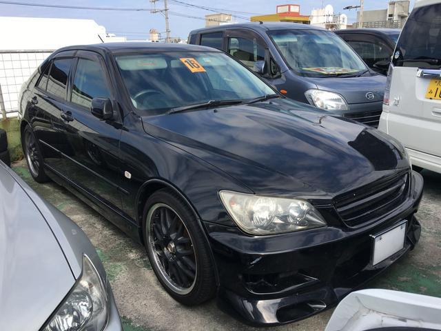 トヨタ RS200 Zエディション