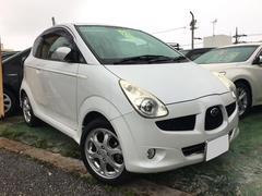 沖縄の中古車 スバル R1 車両価格 59万円 リ済込 平成22年 8.9万K パール