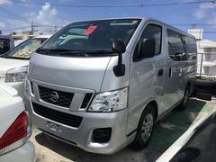 沖縄の中古車 日産 NV350キャラバンワゴン 車両価格 ASK リ済込 平成25年 9.6万K グレー