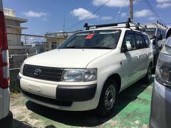 沖縄の中古車 トヨタ プロボックスバン 車両価格 ASK リ済込 平成25年 4.9万K ホワイト