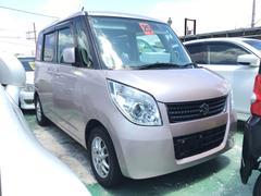 沖縄の中古車 スズキ パレット 車両価格 ASK リ済込 平成25年 8.8万K ピンク