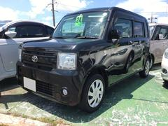 沖縄の中古車 トヨタ ピクシススペース 車両価格 49万円 リ済込 平成24年 9.8万K ブラック