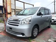 沖縄の中古車 トヨタ ノア 車両価格 ASK リ済込 平成21年 11.6万K シルバー