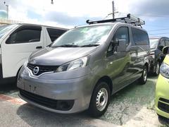 沖縄の中古車 日産 NV200バネットバン 車両価格 72万円 リ済込 平成24年 9.3万K ガンM