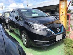 沖縄の中古車 日産 ノート 車両価格 159万円 リ済込 平成29年 2.0万K ブラック