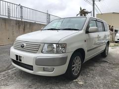 沖縄の中古車 トヨタ サクシードワゴン 車両価格 67万円 リ済込 平成25年 8.5万K ホワイト