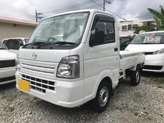 沖縄の中古車 マツダ スクラムトラック 車両価格 ASK リ済込 平成25年 13.0万K ホワイト
