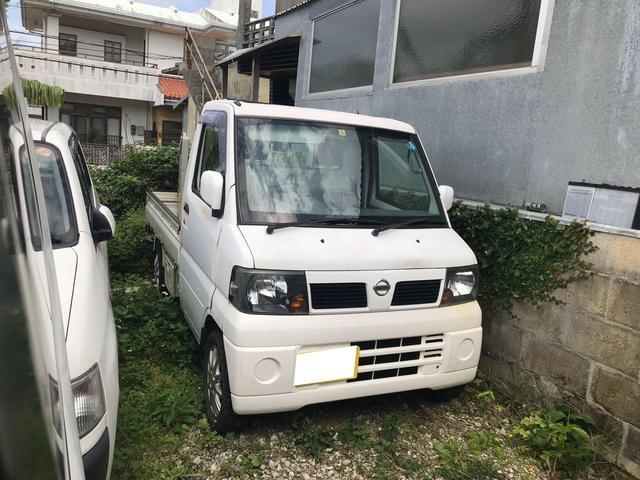 沖縄県の中古車ならクリッパートラック DX Wエアバック ABS パワーリフト
