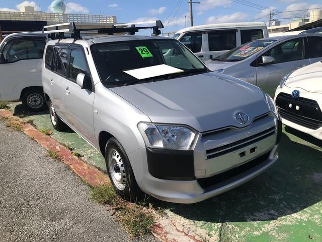 沖縄県宜野湾市の中古車ならサクシード UL-X セーフティセンス ドライブレコーダー 純正アルミ