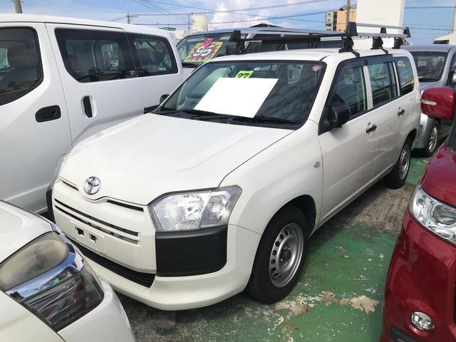 トヨタ サクシード 中古車 レビュー