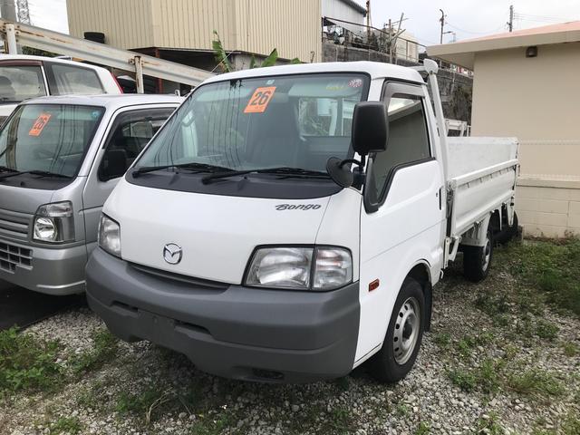 沖縄県の中古車ならボンゴトラック  記録簿付 AT