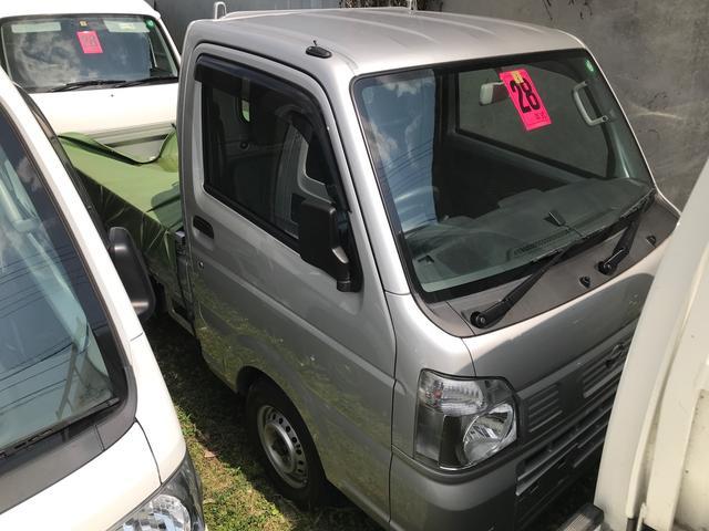 日産 NT100クリッパートラック DX 4WD 禁煙車 スライドドア キーレス ABS