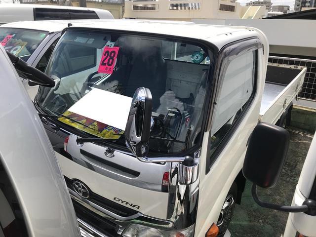 沖縄県の中古車ならダイナトラック ベースグレード ジャストロー TV ナビ バックモニター 3人乗り ETC ミュージックサーバ CD キーレス